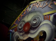 Killer Klowns From Outer Space Behind the scenes 11