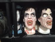 An American Werewolf in London Masks 1