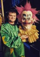 Spikey the Clown Mask