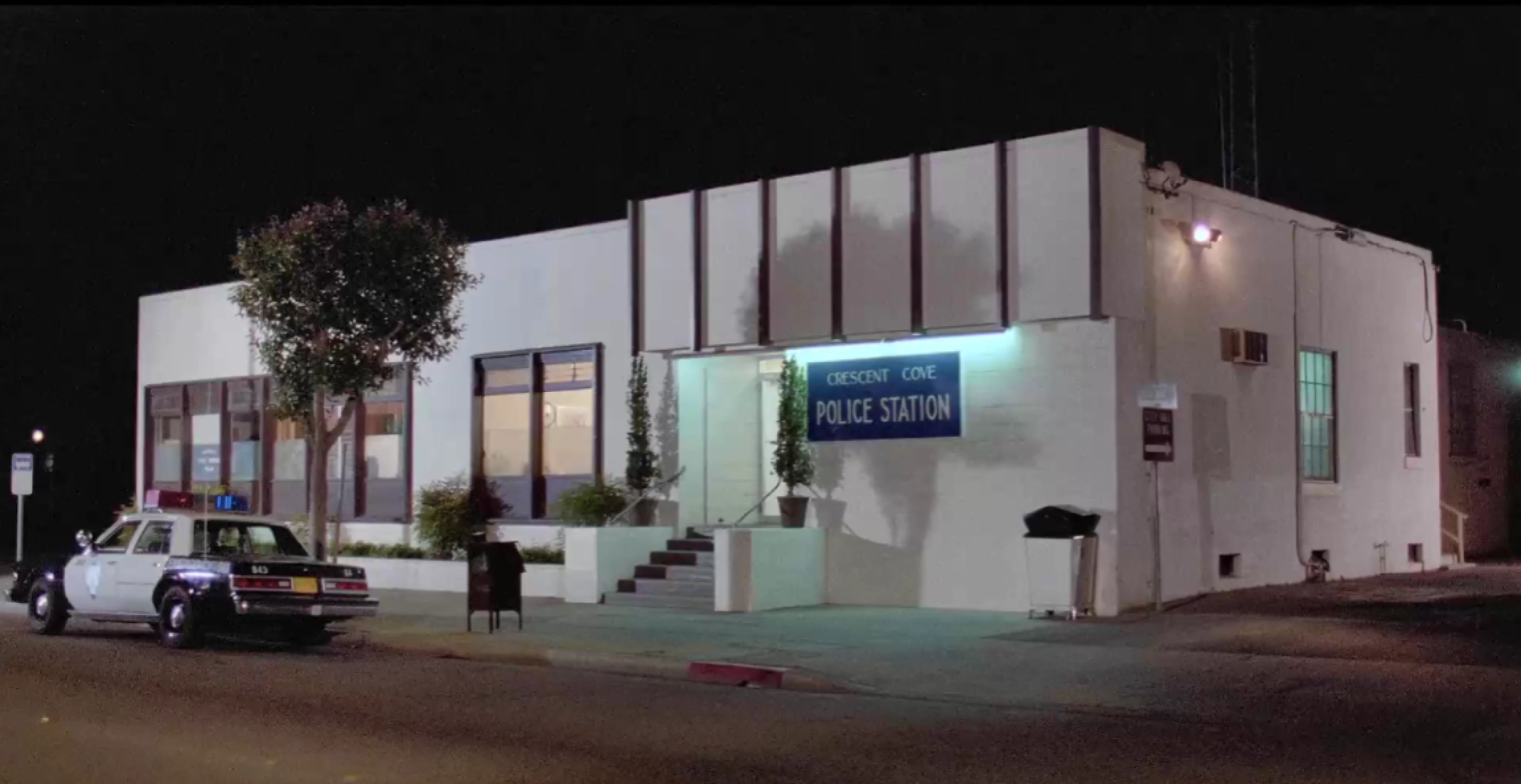 Crescent Cove Police Station