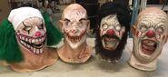 Clown Masks 2016