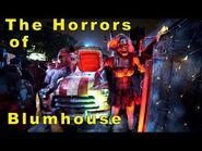 The Horrors of Blumhouse - Halloween Horror Nights 2017 (Universal Studios Hollywood, CA)