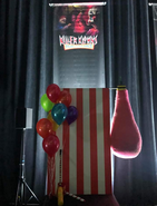 HHN 29 Killer Klowns Stage