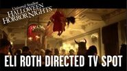 Halloween Horror Nights TV Spot Directed by Eli Roth - Universal Studios Hollywood