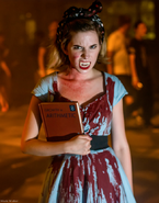 Vampire School Girl