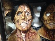 An American Werewolf in London Masks 2