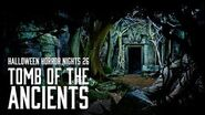 Tomb of the Ancients - Halloween Horror Nights 26
