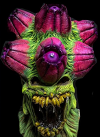 Blooming Death Creature Mask