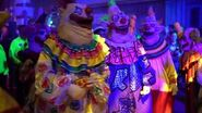 HHN28 Orlando Killer Klowns from Outer Space final epic dance party! Final moments