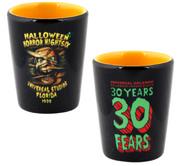 Retro Halloween Horror Nights IX 1999 Mummy Shot Glass
