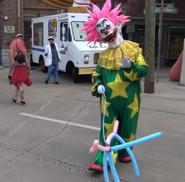 Spikey the Clown 14