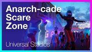Anarch-cade Scare Zone at Halloween Horror Nights Universal Studios Florida HHN29