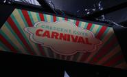 Crescent Cove Carnival Sign