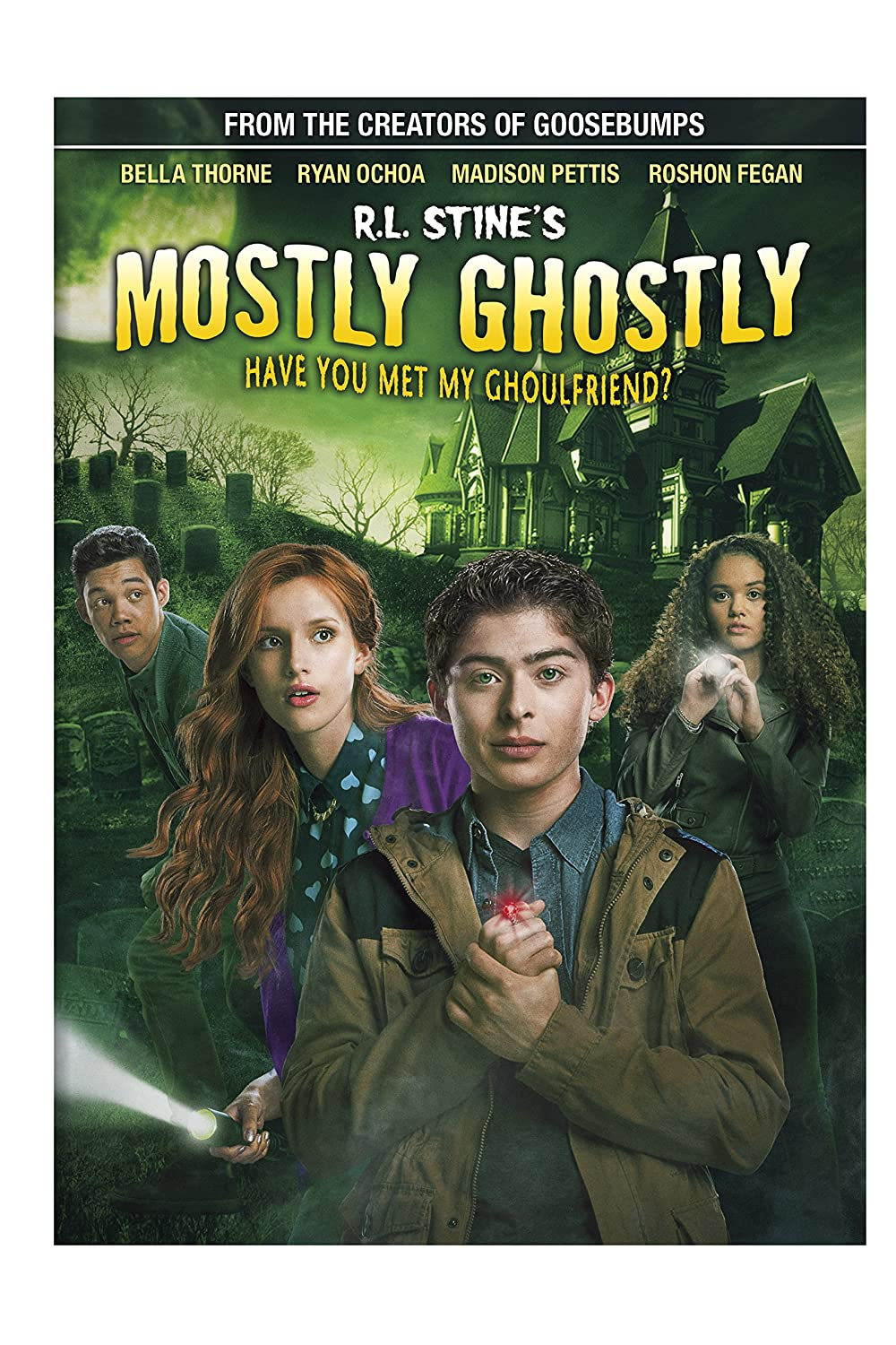 Mostly Ghostly Have You Met My Ghoulfriend Halloween Specials Wiki Fandom