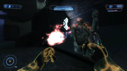 Brute plasma pistol overcharge and overheat