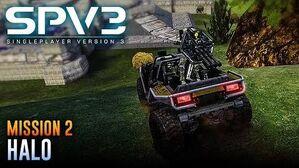 Halo_CE_(SPV3.2)_-_Walkthrough_-_Mission_2-_HALO