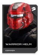 H5G REQ card Casque-Warrior Helm