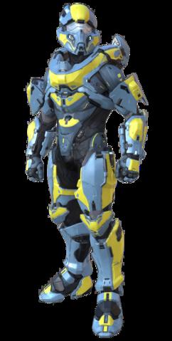 Armadura Potenciada de Asalto MJOLNIR/Variante Reaper