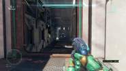Pistola de Plasma HUD H5G