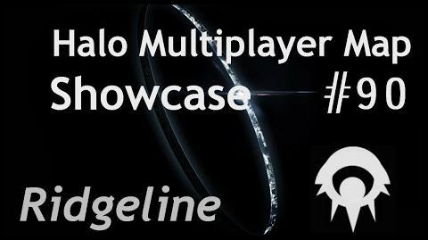 Halo Multiplayer Maps -90 - Halo CEA- Ridgeline