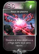 Blitz - Desterrados - Inquisidor - Poder - Rayo de plasma