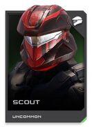 H5G REQ card Scout-Casque