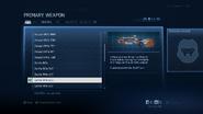 Rifle De Batalla BLAST eliminado