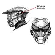 SPARTAN - Mark V Helmet
