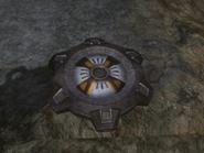 Mina desactivada equipamiento h3