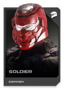 H5G REQ card Casque-Soldier
