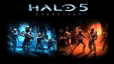 Halo 5 Guardians OST - Walk Softly
