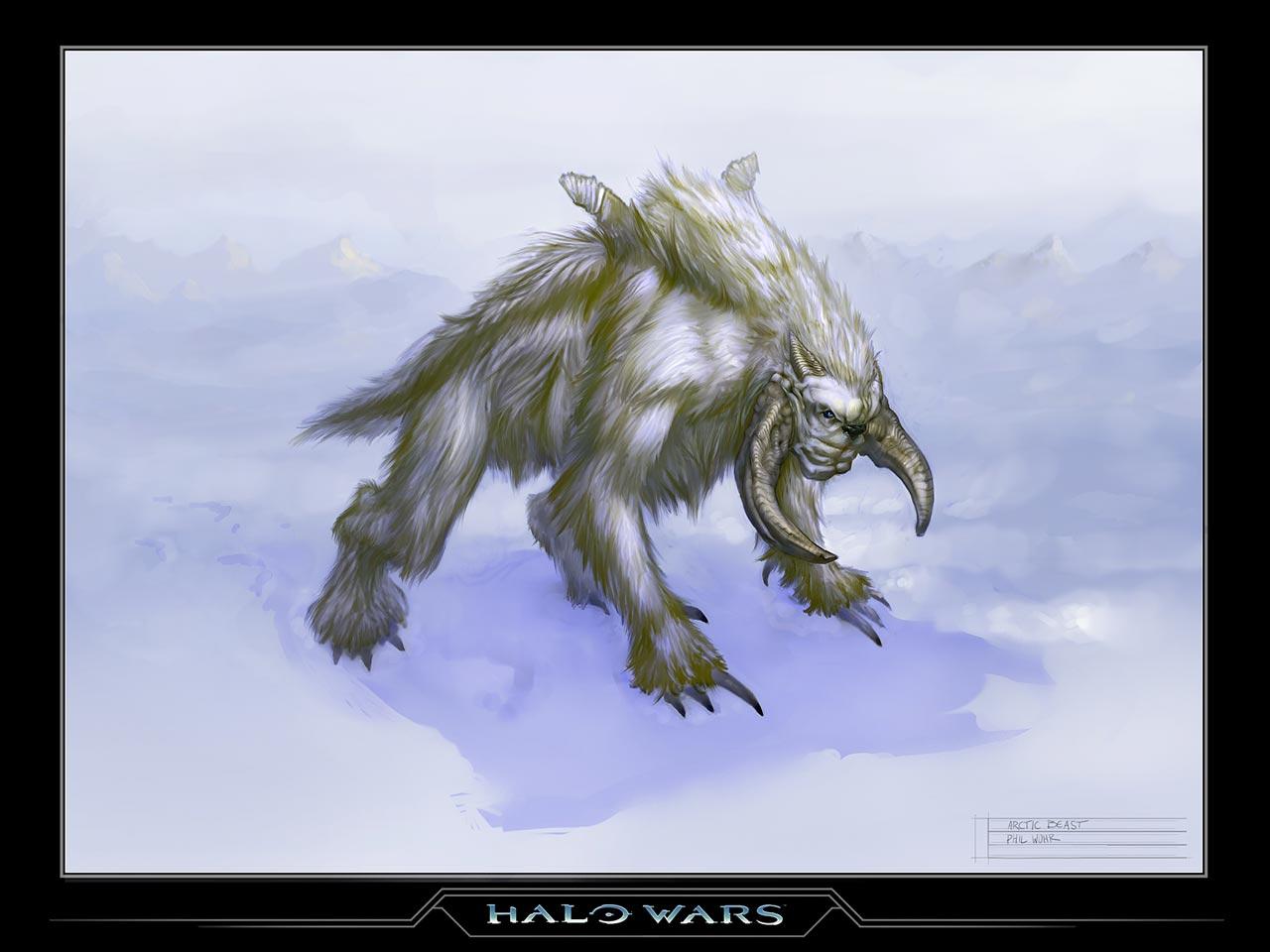 Arctic Beast