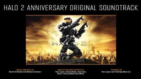 Halo 2 Anniversary OST - CD1 - 11 Halo Theme Scorpion Mix (1080p)