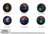 Plasma grenade study