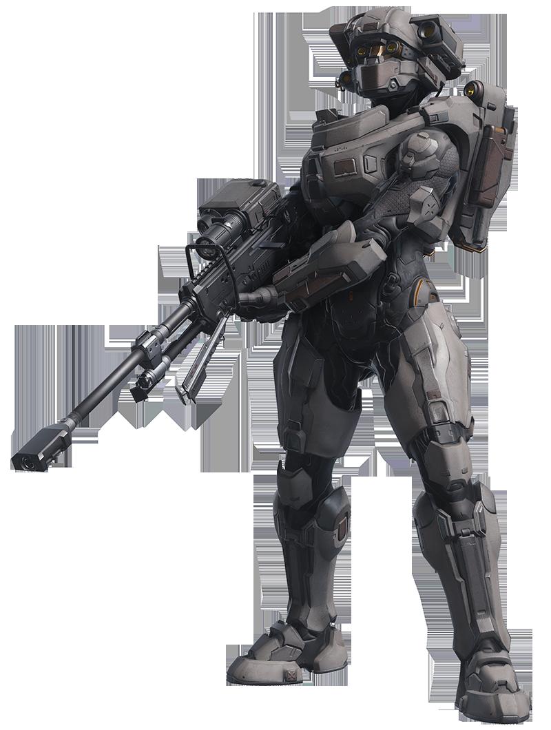 Armadura Potenciada de Asalto MJOLNIR/Variante ARGUS