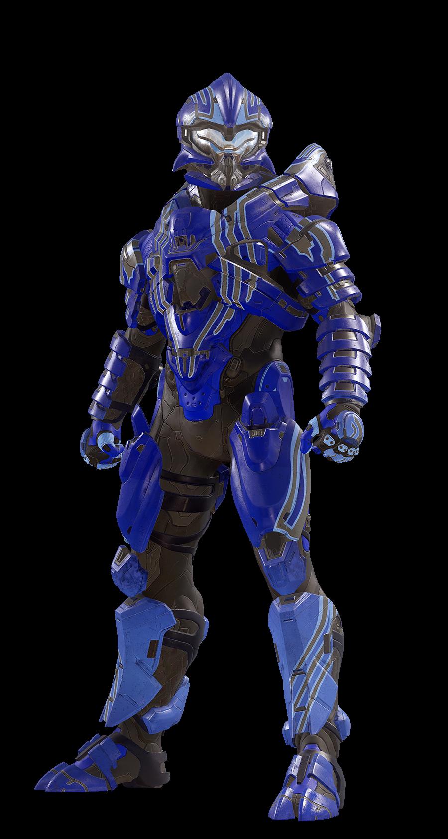 Armadura Potenciada de Asalto MJOLNIR/Variante Helioskrill