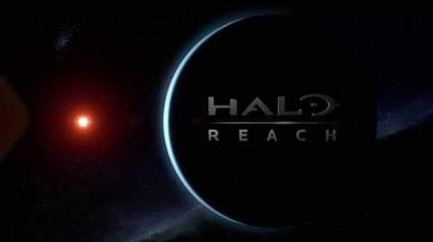 Halo Reach - E3 2009 Teaser Trailer