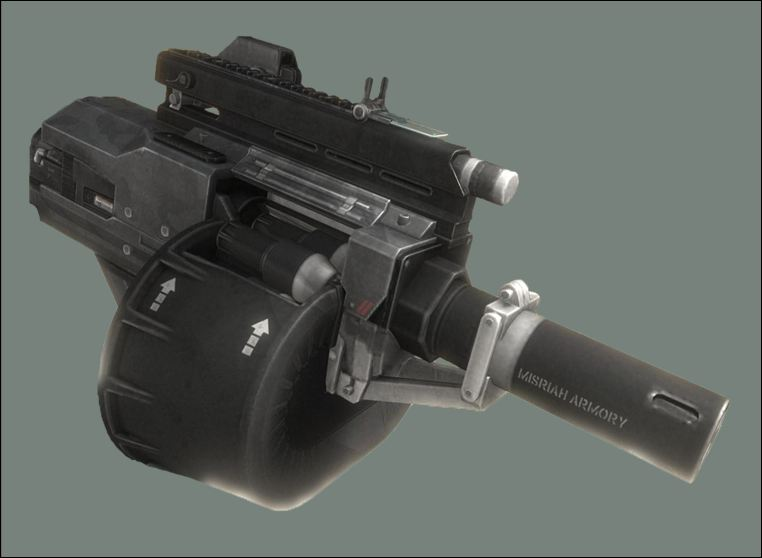 MG460 Automatic Grenade Launcher