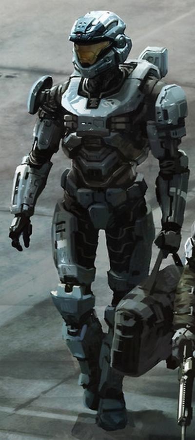 Armadura Potenciada de Asalto MJOLNIR/Mark VII