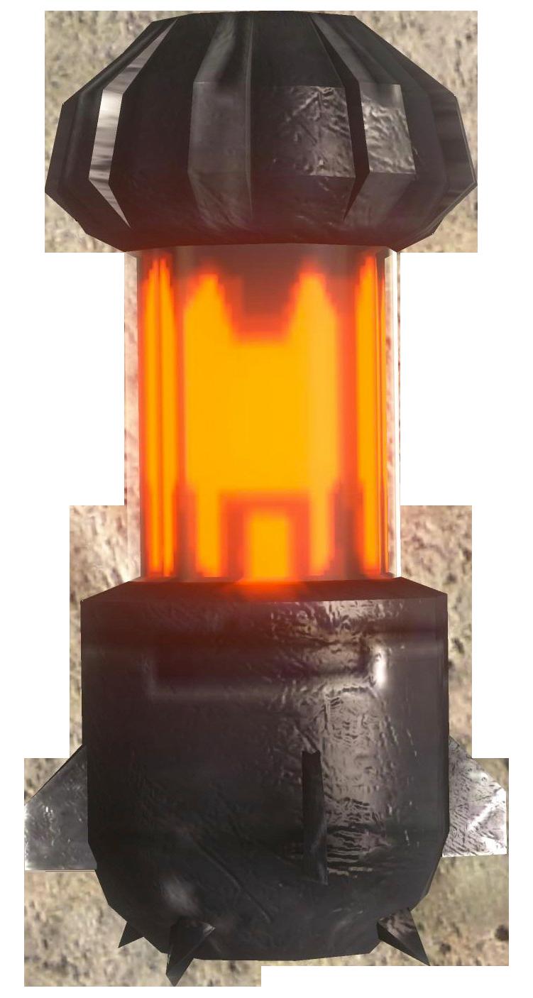 Granada Incendiaria Anti-Personal Tipo-3