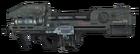 Halo Reach - Side Profile Model 8