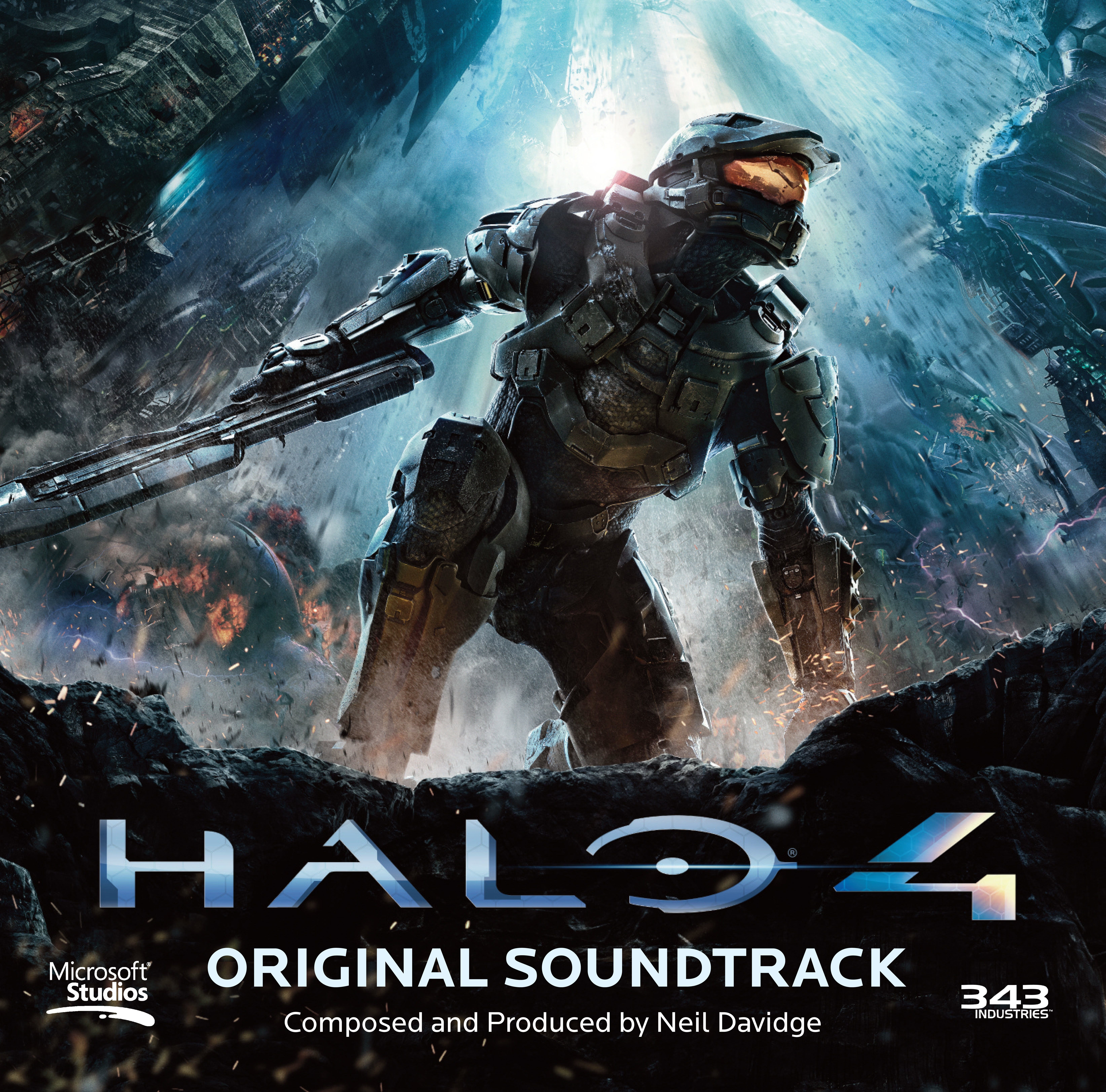 Halo 4: Original Soundtrack