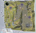 Reactor map