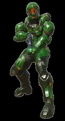 Armadura Potenciada de Asalto MJOLNIR/Variante Goblin
