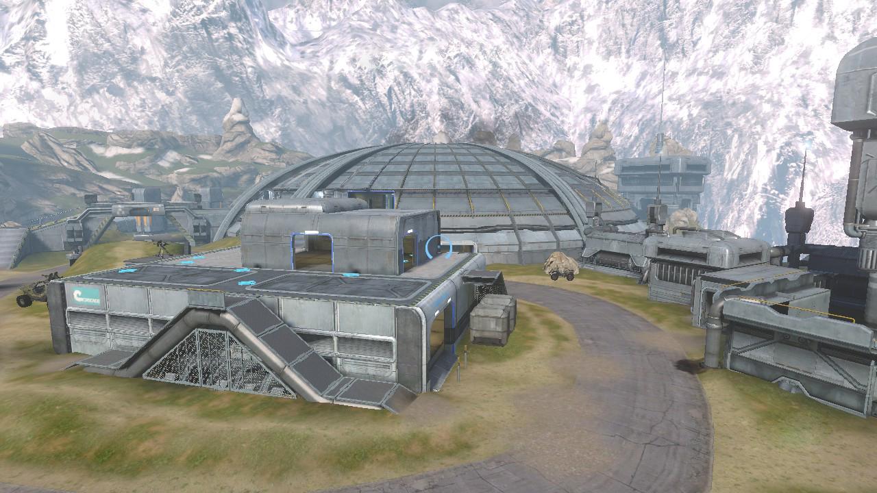 Reactor (Nivel de Halo Online)