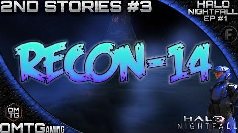 Halo Nightfall: RECON-14