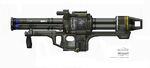 HR Concept M41Rocket
