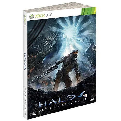 Guía de Estrategia Oficial de Halo 4