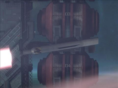 ST/Medusa Missile