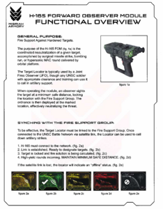 Halo Legendary Crate Series 1 Data Drop 6 Page 2